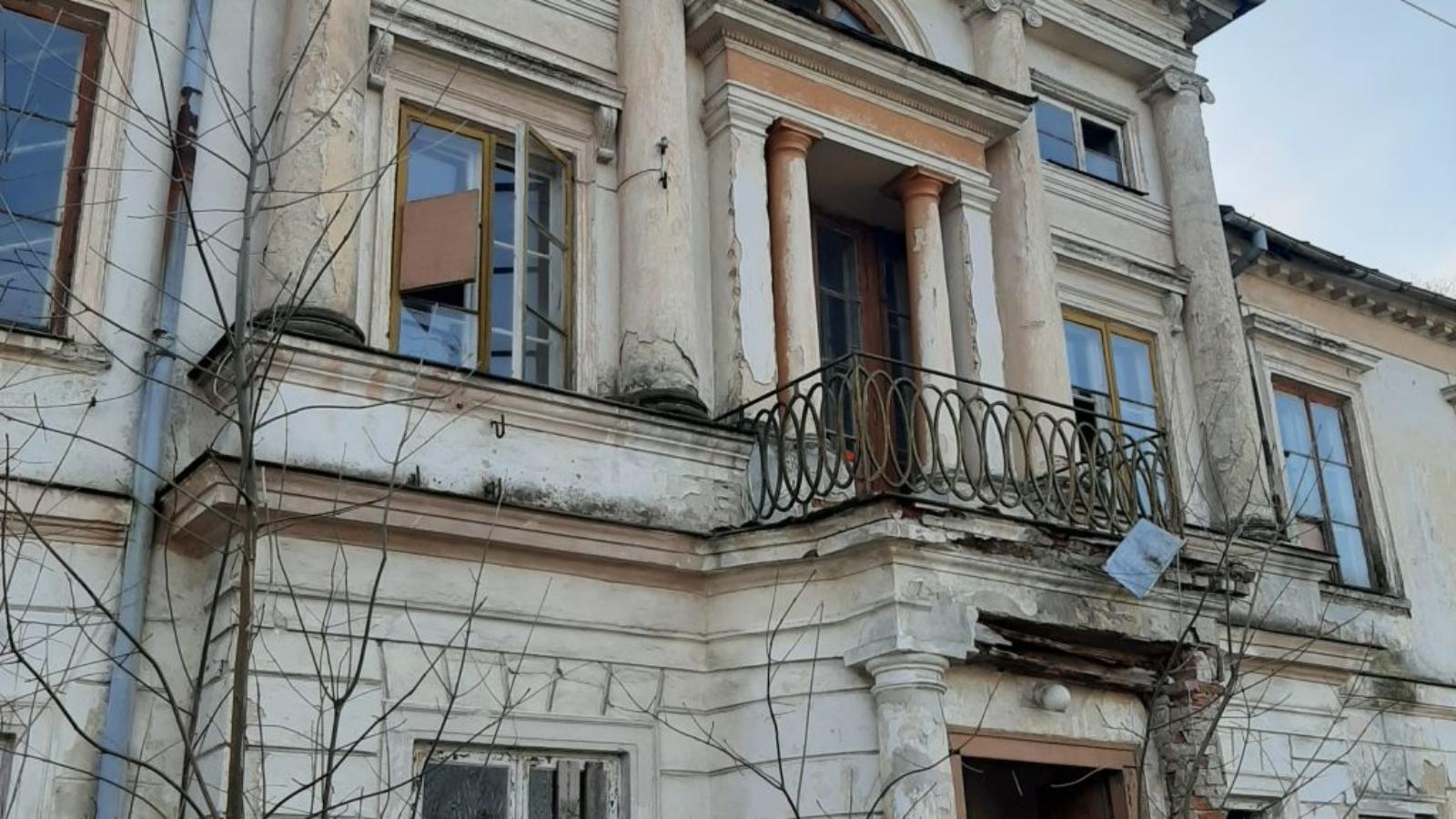 Pałac w Sobieszynie (2)