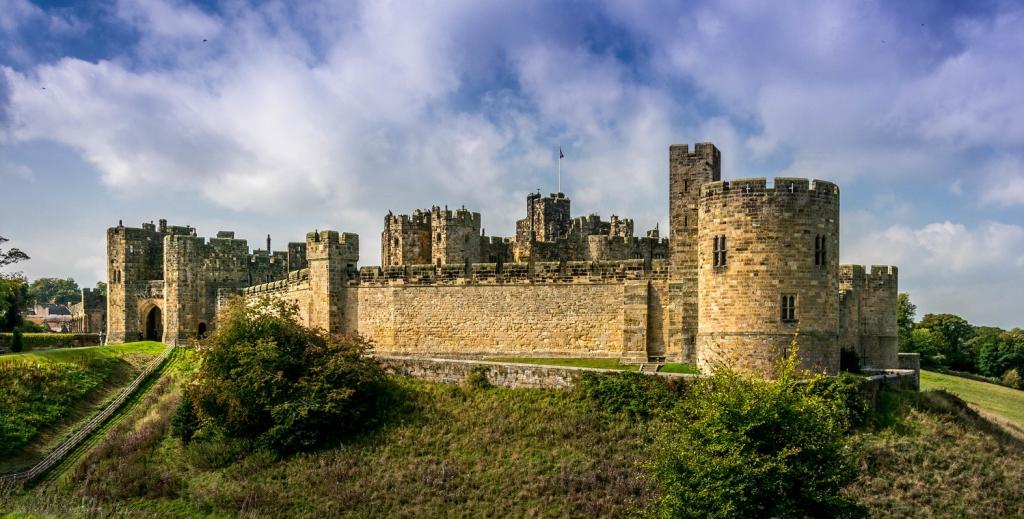 Zamek Alnwick - foto na główną