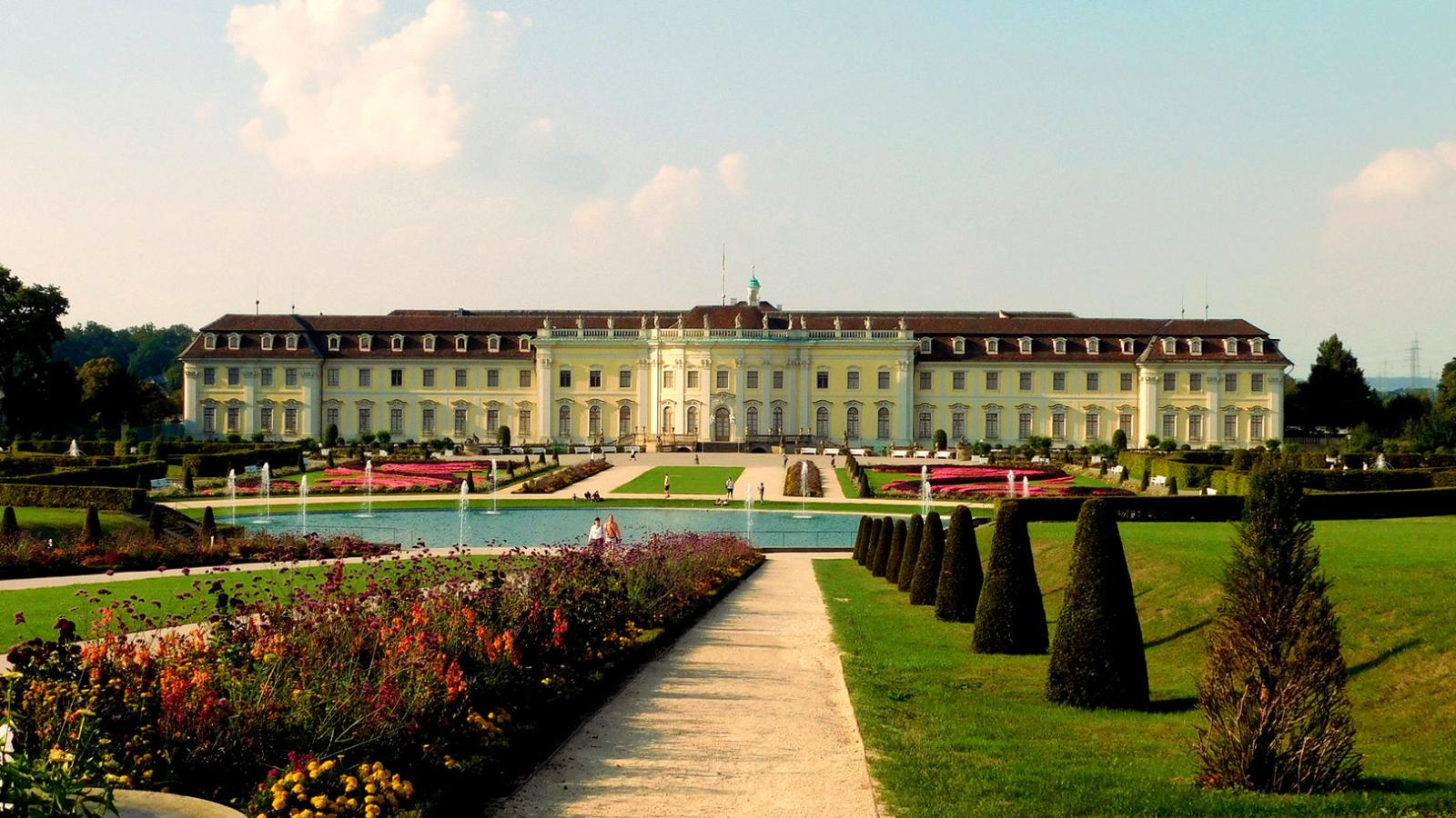 Pałac w Ludwigsburgu